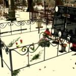 В Забрале вандалы похищали металлические ограды с могил