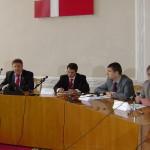 На местные выборы волынская оппозиция пойдет единым фронтом