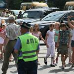 97 детей получили травмы на дорогах Волыни с начала года