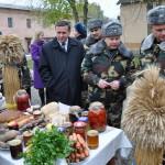 В Луцке пограничники показали свои кулинарные способности