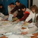 Подсчет голосов по выборам проходил на Волыни слаженно, хоть и долго