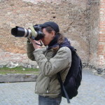 Фотопленэр в Луцке начался со знакомства со Старым городом