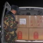 Волынские пограничники обнаружили сигареты с поддельными акцизными марками