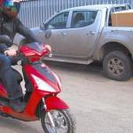 Чтобы зарегистрировать скутер, теперь надо больше документов