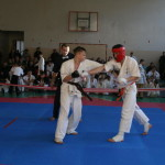 Состоялся Чемпионат Волынской области по киокушин каратэ