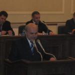 Состоялось первое заседание Волынского областного совета