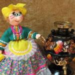 Пенсионерки выясняли отношения с помощью чайника