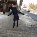 В Луцке опасно ходить по улицам