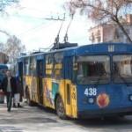 Луцкие троллейбусники получат зарплату за сентябрь