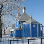 На Ратнивщине от пожара спасли православный храм