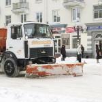На уборку снега тратят до 15 тысяч гривен ежедневно