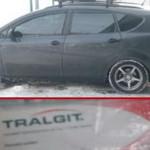 За контрабанду наркотиков на границе изъяли автомобиль