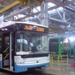 Луцкий «Богдан» изготовит более полутысячи автобусов для Евро-2012