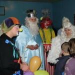К Липлянської школы-интерната посетил Святой Николай