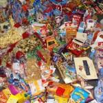 Более тысячи сирот Луцка получили подарки от благотворителей