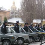 На новогодние праздники волынян будет охранять почти 300 милиционеров