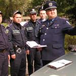 Во время новогодних праздников милиция Волыни будет нести усиленный режим службы
