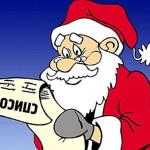 Климчук стал Дедом Морозом для воспитанников интернатов