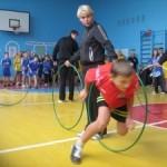 В Луцкой гимназии №14 провели открытый олимпийский урок
