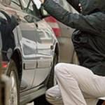 На Волыни стали чаще грабить автомобили