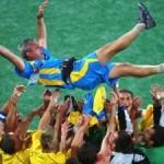 Волынские футболисты среди чемпионов Европы