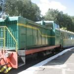 Луцке детскую железную дорогу будет финансировать Львов