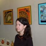 В краеведческом музее экспонируют «Рождения Нового солнца»
