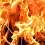 На Волыни в огне погибли двое маленьких деток