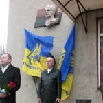 В Луцке возложили цветы к мемориальной доске Вячеславу Чорновилу