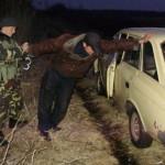 Волынские пограничники успешно поймали контрабандистов сигарет