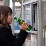 В Луцке во время рейда выявили 9 фактов продажи алкоголя и сигарет несовершеннолетним