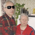 Слепое луцкое супругов более пяти лет добивается собственного жилья