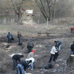 В Луцке полтысячи добровольцев убирали открыть амбулаторию общей практики семейной