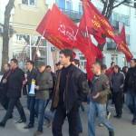 Коммунисты в Луцке опять подняли бучу