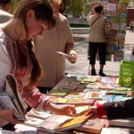В Луцке стартовала ежегодная книжная выставка