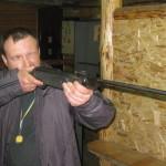 В стрелковом клубе «Сечь» можно выиграть пневматическую винтовку