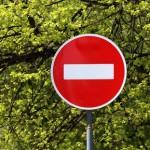 Данильчука возмутило, что ради Яценюка в Луцке сняли дорожный знак